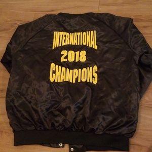UCA International Championship Jacket Cheerleading